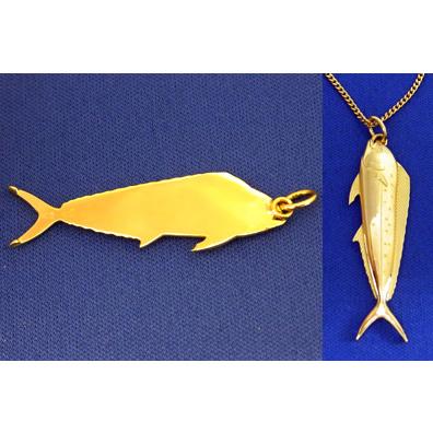 シーラ(18金・K18)【誕生日 バースデー ギフト 贈り物 プレゼント 記念品 アクセサリー  ストラップ 魚】の画像2枚目