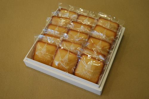 世田谷みやげ認定お菓子フリアン 15枚入