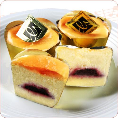 チーズケーキプリン