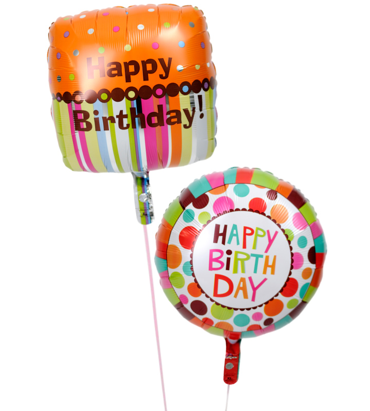 スイーツ風な美味しい誕生日ミニブーケ【誕生日のバルーン電報・バルーンギフト】 g-btd-0011::966【おもちゃ・ホビー・ゲーム > パーティー・イベント用品・販促品 > パーティー・イベント用品 > バルーン・風船】記念日向けギフトの通販サイト「バースデープレス」