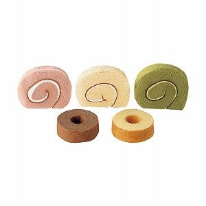 【引き菓子】プレミア ロールケーキ&バームクーヘンセット