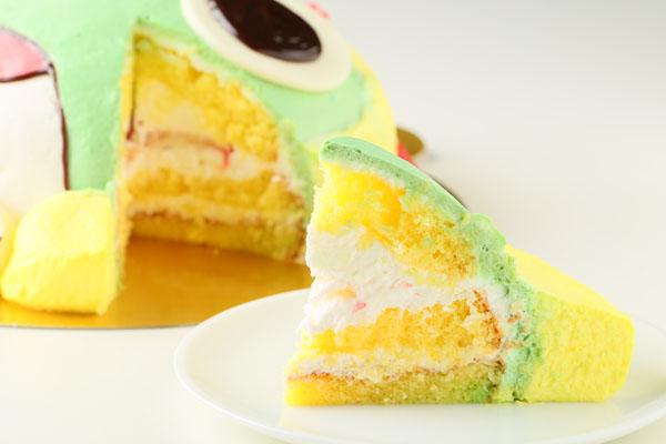 立体ケーキ 4号の画像7枚目