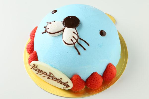 立体ケーキ 4号の画像2枚目