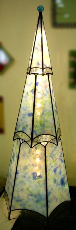 ステンドグラスツリー型ランプ::990【インテリア・寝具・収納 > インテリア小物・置物】記念日向けギフトの通販サイト「バースデープレス」