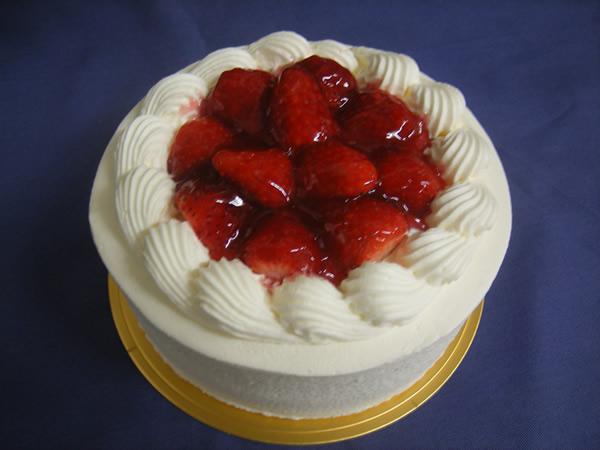 苺のショートケーキ 7号 21cmの画像1枚目