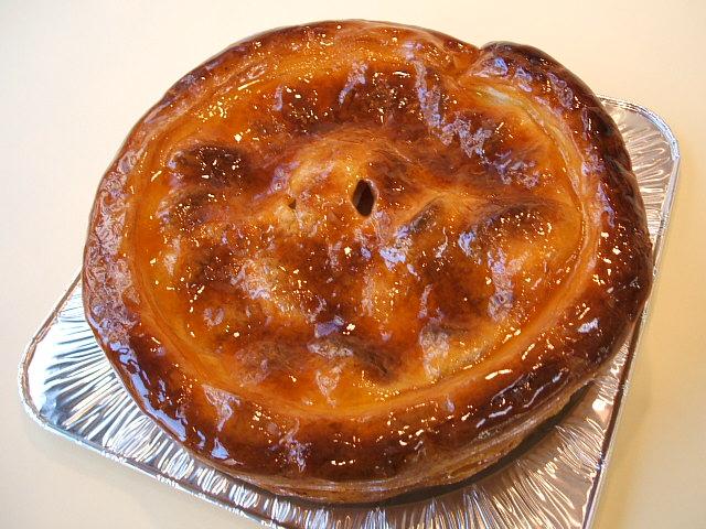 アップルパイ6号【誕生日 バースデー アップルパイ バースデーケーキ】