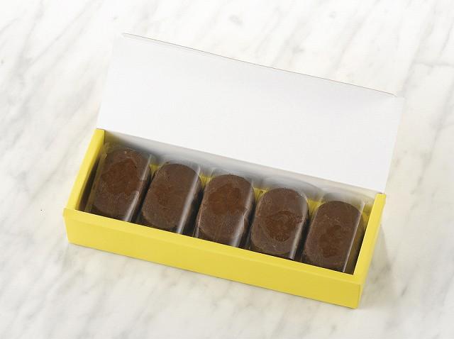 半熟ショコラ 5個入り
