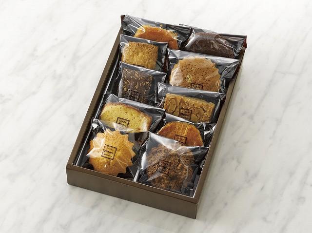 焼き菓子詰め合わせSセット(10個入り)