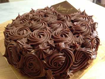 クリーミーチョコレートケーキ 5号 15cm