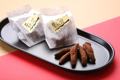 魔女の指 (40g入り)8個【チョコレート 詰め合わせ プレゼント】の画像2枚目