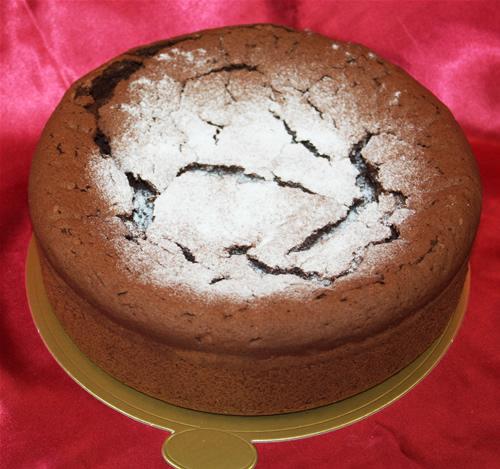 ガトーショコラ7号【誕生日 ケーキ バースデーケーキ ガトーショコラ】の画像1枚目