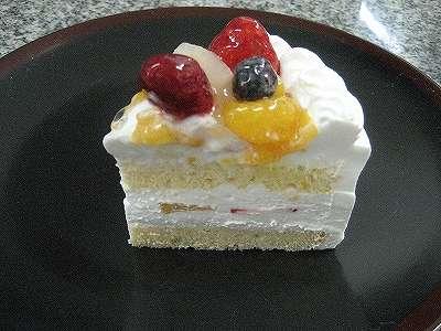 【ナパージュ】フルーツデコレーション4号【誕生日 デコ バースデー ケーキ】の画像2枚目