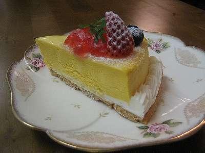 マンゴームース4号(12cm)【バースデーケーキ 誕生日ケーキ デコ バースデー】の画像2枚目
