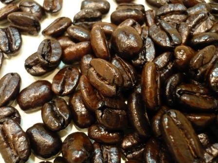 【ポイント10倍】【コーヒー豆】マンデリンタブー スマトラ フレンチロースト(深煎り) 100gの画像1枚目