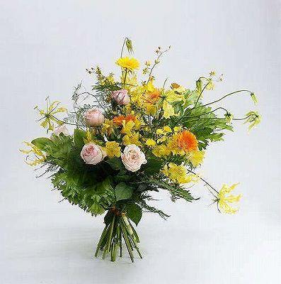 花束011【お花 贈答 フラワーギフト 敬老の日】の画像1枚目