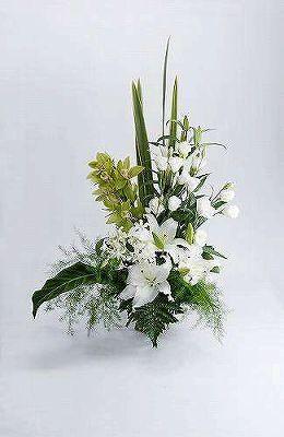 花束004【お花 贈答 フラワーギフト 敬老の日】の画像1枚目
