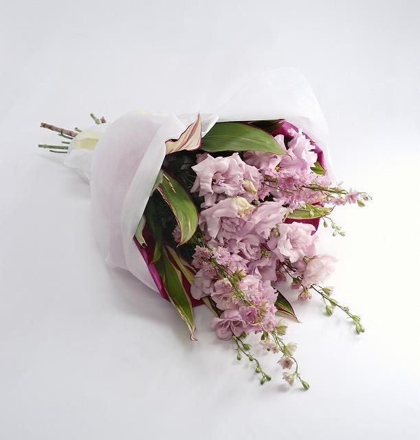 花束007【お花 贈答 フラワーギフト 敬老の日】の画像1枚目