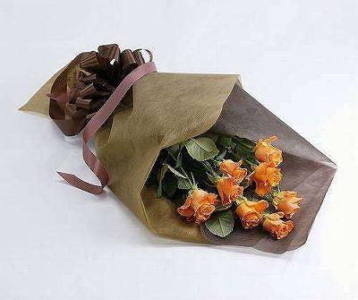 花束002【フラワーギフト 贈答 アレンジメント お花 スタンド花 敬老の日】の画像1枚目
