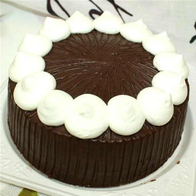 口どけの良いチョコレートケーキ 5号 15cm