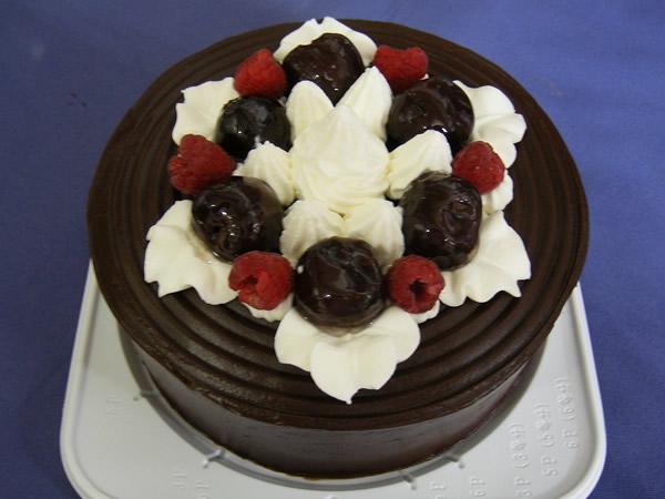 スリジェ7号サイズ【8〜10名様用】【バースディ】【バースデーケーキ 誕生日ケーキ デコ】の画像1枚目