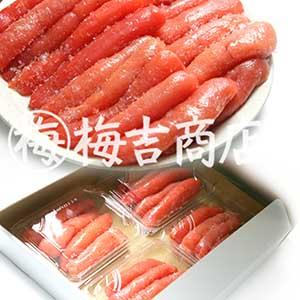 【秋田梅吉商店】特選たらこ2kgの画像1枚目