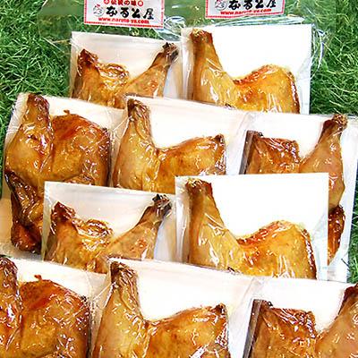 小樽なると屋 若鶏の半身揚げ(10パック)※冷蔵、冷凍品
