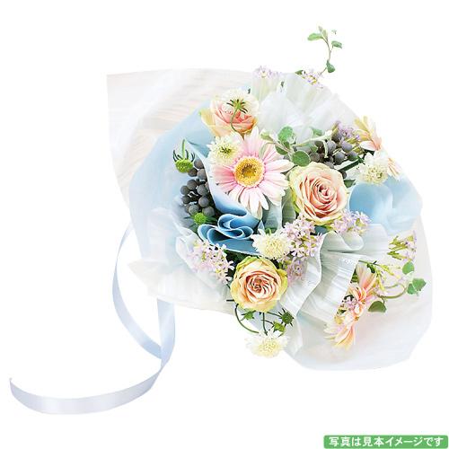 スノープリンセス【誕生日 記念日 バースデー プレゼント 贈答 お祝い 花束 ブーケ】の画像1枚目