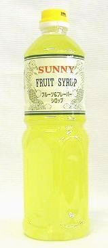 【ポイント10倍】レモンシロップ 1000ml【誕生日 贈り物 プレゼント シロップ】の画像1枚目