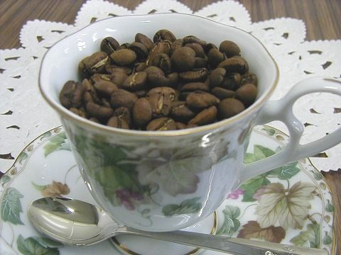 【ポイント10倍】ブレンドコーヒー A (200g当り)【誕生日 贈り物 プレゼント コーヒー 豆】の画像1枚目