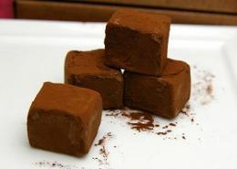 濃厚!生チョコレート