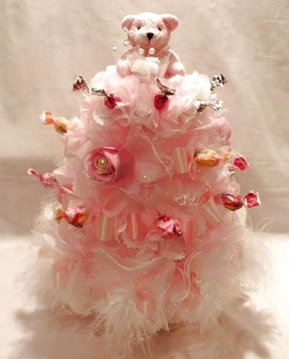 【ポイント10倍】ピンクツリー【誕生日 贈り物 プレゼント お祝い クリスマス X'mas インテリア ツリー】