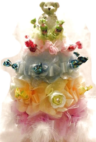 【ポイント10倍】レインボーツリー【誕生日 贈り物 プレゼント お祝い クリスマス X'mas インテリア ツリー】