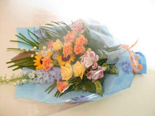 花束3【花 フラワーギフト プレゼント お祝い 誕生日 贈り物】