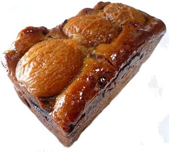 【ビーガン対応 アレルギー対応】信州あんずのパウンドケーキ18cmの画像1枚目