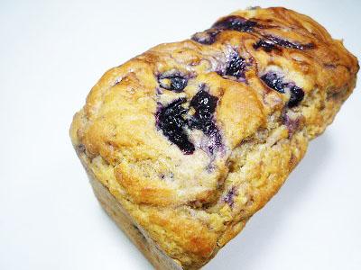 【ビーガン対応 アレルギー対応】高原ブルーベリーのパウンドケーキ18cmの画像1枚目