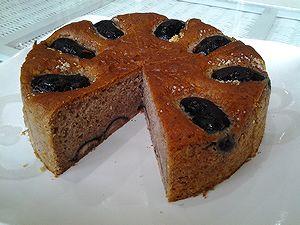 【ビーガン対応 アレルギー対応 ご年配の方への贈り物に】花豆のケーキ 6号 18cm