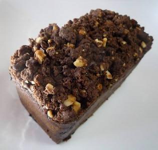 キャロブのパウンドケーキ18cm の画像1枚目
