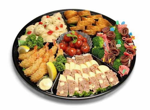 【ポイント10倍】洋風オードブルB【手作り オードブル 惣菜 高級食材使用】の画像1枚目
