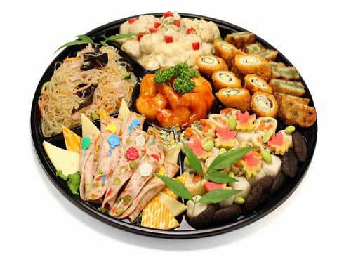 【ポイント10倍】ミックスオードブル【手作り オードブル 惣菜 高級食材使用】の画像1枚目
