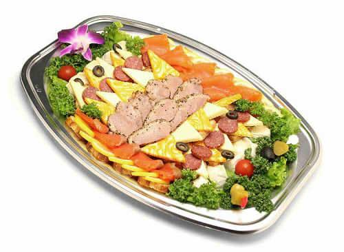 【ポイント10倍】チーズ3種と冷製オードブル【手作り オードブル 惣菜 高級食材使用】の画像1枚目