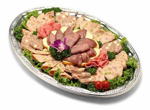 【ポイント10倍】コールドミート【手作り オードブル 惣菜 高級食材使用】の画像1枚目