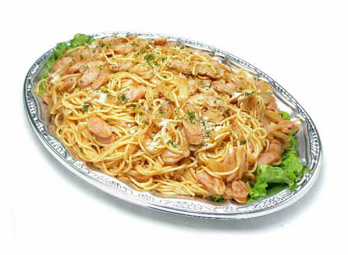 【ポイント10倍】パスタ ナポリタン【手作り オードブル 惣菜 高級食材使用】の画像1枚目