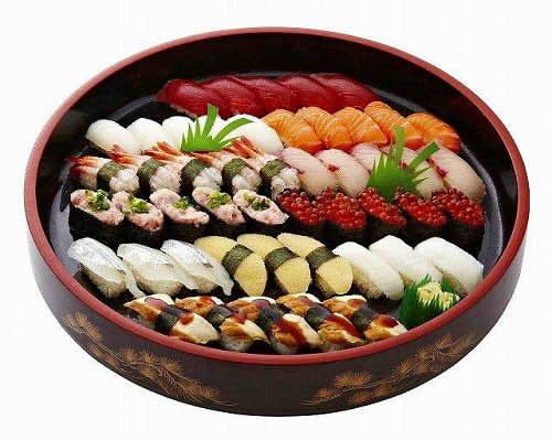 【ポイント10倍】上にぎり寿司【手作り オードブル 惣菜 高級食材使用】