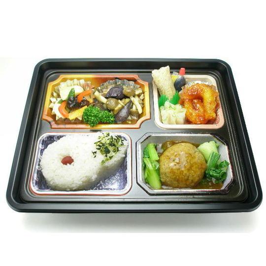 【ポイント10倍】中華肉団子・イカと彩り野菜のうま煮【手作り弁当 高級食材使用】