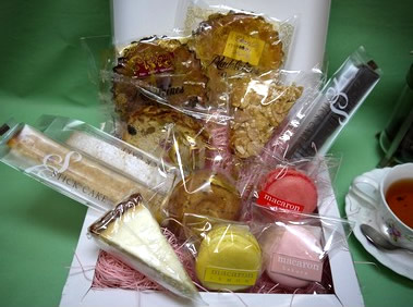 送料無料!12種類焼き菓子お試しセットの画像1枚目