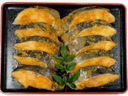 銀だら味噌漬け10切れセット【魚 魚介類 食材 セット 贈答 贈り物】の画像1枚目
