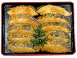 銀かれい味噌漬け10切れセット【魚 魚介類 食材 セット 贈答 贈り物】の画像1枚目