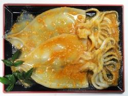 味噌漬スルメイカ 2枚入【魚 魚介類 食材 贈答 贈り物】