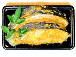銀だら味噌漬け2切れ冷凍パック【魚 魚介類 食材 贈答 贈り物】の画像1枚目