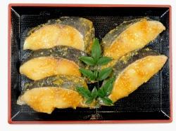 銀だら味噌漬け5切れセット【魚 魚介類 食材 セット 贈答 贈り物】の画像1枚目